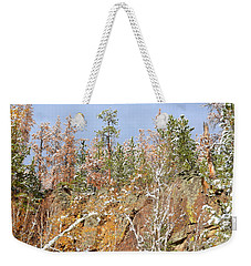 Black Hills Color Palette Weekender Tote Bag