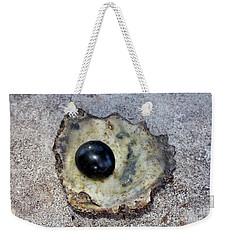 Black Pearl Weekender Tote Bag by Sergey Lukashin