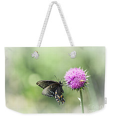 Black Swallowtail Dreaming Weekender Tote Bag