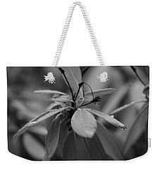 Black White Weekender Tote Bag