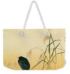 Blackbird Weekender Tote Bag by Japanese School