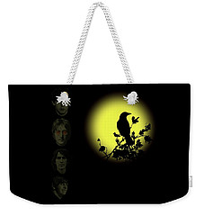 Blackbird Singing In The Dead Of Night Weekender Tote Bag