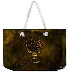 Blackcurrants Weekender Tote Bag