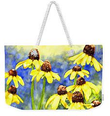 Blackeyed Beauties Weekender Tote Bag