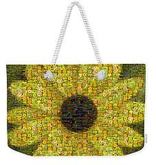 Blackeyed Suzy Mosaic Weekender Tote Bag