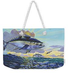 Blackfin Bust Off00116 Weekender Tote Bag