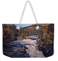 Blackwater Falls - Scotland Weekender Tote Bag