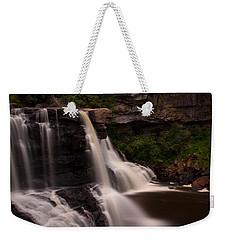 Blackwater Falls Weekender Tote Bag by Shane Holsclaw