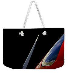 Blade Runner Weekender Tote Bag by Paul Job