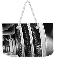 Blades Of Glory Weekender Tote Bag