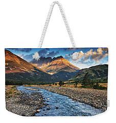 Blakiston Creek Weekender Tote Bag