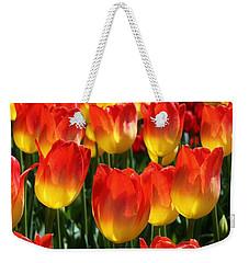 Blazing Color Weekender Tote Bag by Bruce Bley