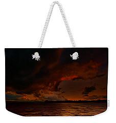 Blazing Glory Weekender Tote Bag