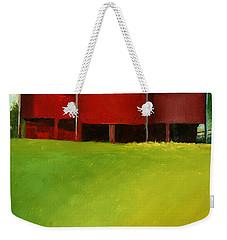 Bleak House Barn 2 Weekender Tote Bag by Catherine Twomey