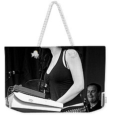 Bleeding Through's Marta Peterson Weekender Tote Bag