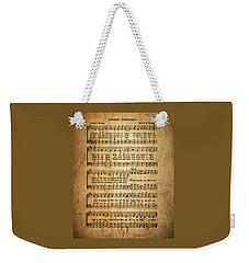 Blessed Assurance Weekender Tote Bag