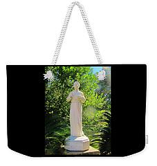 Blessed Francis Xavier Seelos C.ss.r. - New Orleans La   Weekender Tote Bag by Deborah Lacoste