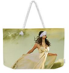 Blind Faith Weekender Tote Bag
