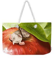 Bliss Weekender Tote Bag by Veronica Minozzi