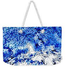 Block Appeal Weekender Tote Bag by Kellice Swaggerty