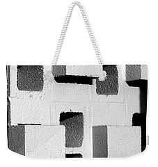 Blocks Weekender Tote Bag