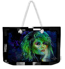 Blondie - Debbie Harry Weekender Tote Bag