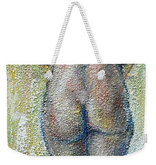 Blond's Back Weekender Tote Bag