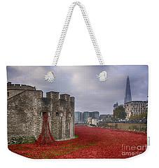 Blood Swept Lands Weekender Tote Bag