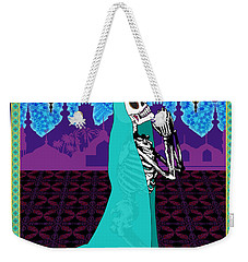 Bloody Islamic Mary Weekender Tote Bag by Tammy Wetzel