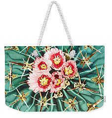 Bloomin' Horse Crippler Cactus Weekender Tote Bag