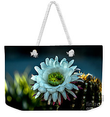 Blooming Argentine Giant Weekender Tote Bag by Robert Bales