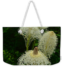 Blooming Bear Grass Weekender Tote Bag