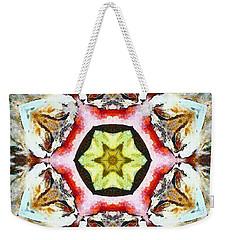 Blooming Fibonacci Weekender Tote Bag