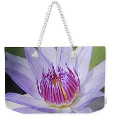 Blooming For You Weekender Tote Bag by Chrisann Ellis