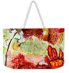 Blooming Impressions.. Weekender Tote Bag