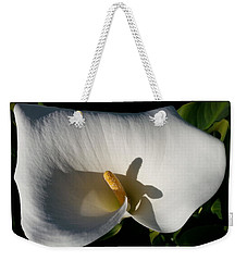 Blooming Lily Of San Francisco Weekender Tote Bag