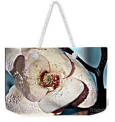 Blooming Magnolia Weekender Tote Bag