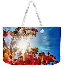 Blooming Sunlight Weekender Tote Bag