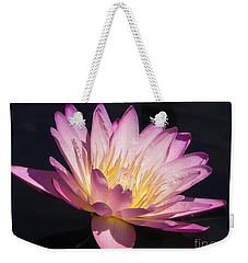 Blooming With Beauty Weekender Tote Bag by Chrisann Ellis