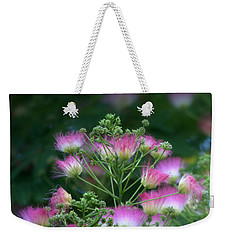 Blooms Of The Mimosa Tree Weekender Tote Bag