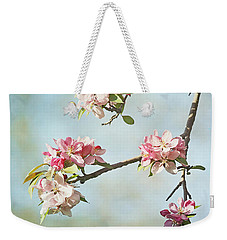 Blossom Branch Weekender Tote Bag
