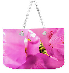 Weekender Tote Bag featuring the photograph Blossoming Beauty by Robyn King