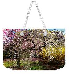Blossoms Potpourri II Weekender Tote Bag