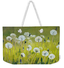 Blow Balls Weekender Tote Bag by Irek Szelag