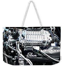 Blown 'vette Squared Weekender Tote Bag
