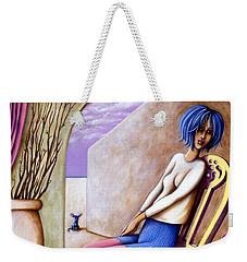 BLU Weekender Tote Bag