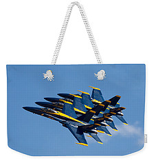 Blue Angels Echelon Weekender Tote Bag