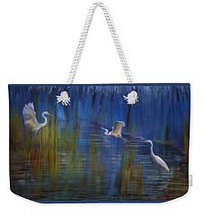 Blue Bayou II Weekender Tote Bag