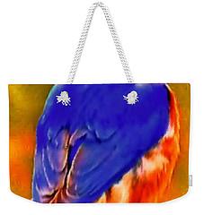 Blue Beauty 2013 Weekender Tote Bag