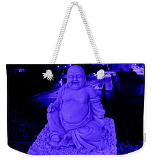 Blue Buddha And The Blue City Weekender Tote Bag